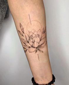 tattoo by @maksim_pishunov for @filatovavladislava #sashatattooingstudio #drawing #tattoo #tattooartist #ink #black #blackart #blackwork #blacktattooing #dotwork #linework #tattooart Small Arm Tattoos, Arm Tattoos For Women, Love Tattoos, Tattoo Fonts, Tattoo Quotes, Full Tattoo, Wedding Tattoos, Creative Tattoos, Lion Tattoo