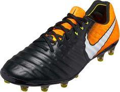 Nike Tiempo Legend VII AG Pro - Black   White d43d14c08