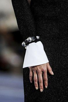 #Chanel_black_white #couture #demicouture