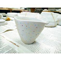 #pottery #justdiygr #mug #ceramics
