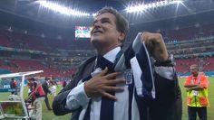 Jorge Pinto fue tecnico del Alianza entre 1997 and 1999. June 30, 2014.