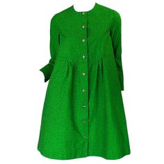 1960s Marimekko for Design Research Dress