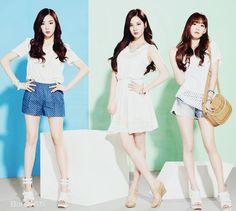 TATISEO - Tiffany / Seohyun / Taeyeon