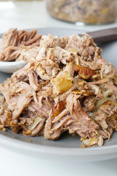 Grazed and Enthused | Maple-Bacon-Balsamic Pulled Pork