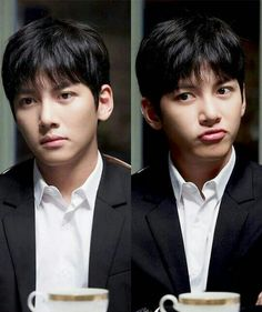 "Ji Chang Wook, ""The K2"" I like this look...it's cute"