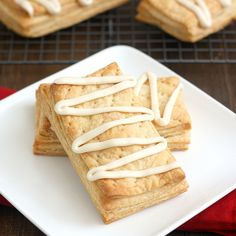 Apple Cinnamon Toaster Strudels by Tracey's Culinary Adventures, via Flickr