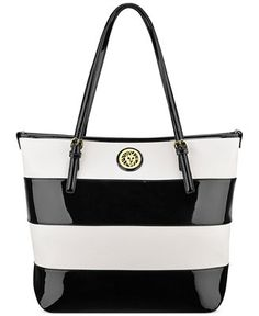 Anne Klein Perfect Pairs Large Tote - Handbags & Accessories - Macy's