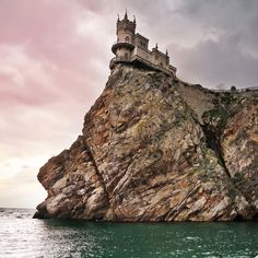 Ukraine, Swallow's Nest Castle