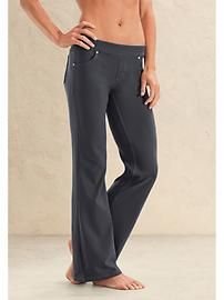 Athleta travel pants- dress up or down, not cotton. Sounds great