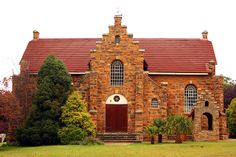 """small churches of """"south africa"""" Places Around The World, All Over The World, Around The Worlds, Mosques, Cathedrals, Church Building, Place Of Worship, Africa Travel, Temples"""