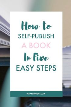 Self-publishing a book is easier than you think. You have to check out these self-publishing tips that will save you time and money. Make money with your writing in Click through to read or save to read later. Creative Writing Jobs, Freelance Writing Jobs, Make Money Writing, How To Make Money, Writing A Book, Writing Prompts, Writing Tips, Writing Worksheets, Amazon Publishing