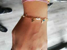 A new mom got a perfect gift from her husband! New Moms, Delicate, Husband, Bracelets, Gifts, Jewelry, Fashion, Moda, Presents