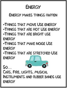 ENERGY AND IT'S SOURCES - TeachersPayTeachers.com