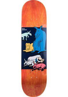 Polar-Skate-Co Nick-Boserio-All-My-Dogs - titus-shop.com  #Deck #Skateboard #titus #titusskateshop