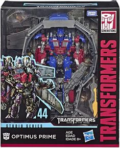 Transformers Cybertron, Transformers Optimus Prime, Optimus Prime Toy, Transformers Collection, Transformers Action Figures, Monster Musume, Iconic Movies, Cool Toys, Studio