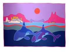 Vancouver, 1996 - AP Limited Edition Serigraph