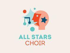 All Stars Choir Logo