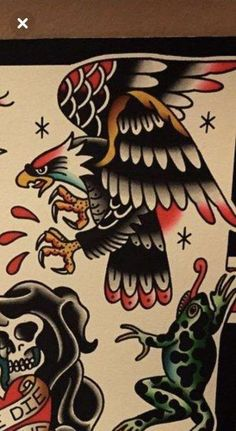Tattoo Traditional Old School Sweets Ideas For 2019 tattoo designs ideas männer männer ideen old school quotes sketches Traditional Eagle Tattoo, Traditional Tattoo Old School, Traditional Tattoo Design, Traditional Tattoo Flash, Eagle Tattoos, Old Tattoos, 4 Tattoo, Back Tattoo, Desenhos Old School