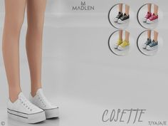 The Sims 4 Madlen Cosette Shoes Sims 4 Mm Cc, Sims Four, Sims 1, Sims 4 Mods Clothes, Sims 4 Clothing, The Sims 4 Shoes, Vêtement Harris Tweed, Los Sims 4 Mods, Pelo Sims
