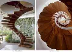 Staircase Ideas   Spiral Stairs   Construction
