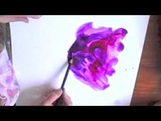 poppy-speed-painting