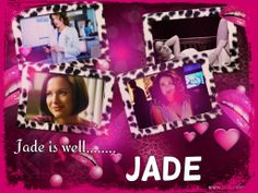 Jade is well.....Jade