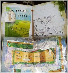 A few weeks ago in my supervision group, we spent some time learning more about how to create easy, simple art journals from brown paper lunch bags.  This idea was brought by one of the art thera...