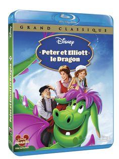 Amazon.fr - Peter & Elliott le dragon [Blu-ray] - Helen Reddy, Jim Dale, Mickey Rooney, Red Buttons, Shelley Winters, Don Chaffey : DVD & Blu-ray