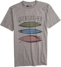 QUIKSILVER PICK A STICK SS TEE > Mens > Clothing > Tees Short Sleeve | Swell.com