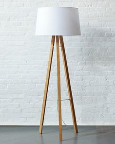 Attractive Crate And Barrel Lamp