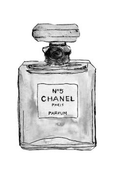 Chanel Art Print  #luvocracy #print #chanel