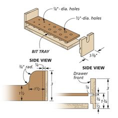 Router Stand | Woodsmith Tips