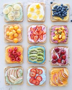 Step up your toast game with these rad recipes.