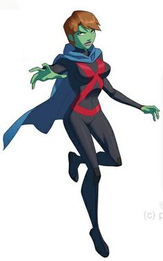 Young Justice Superboy And Miss Martian Get Back Together Miss Martian | Comics ...