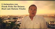 Starte jetzt im Team von Natura Vitalis Marketing, Study Tips, Natura Vitalis, Youtube, College, Website, Tips And Tricks, Life, Simple