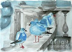 Featured on Poetic Poultry! http://fineartamerica.com/groups/poetic-poultry-.html