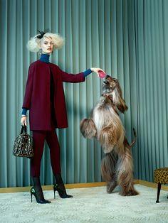 FASHION WORLD — Photographers | Sandrine Dulermo and Michael...