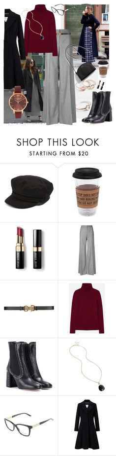 """""""My daily look"""" by fishshow ❤ liked on Polyvore featuring Topshop, Puebco, Bobbi Brown Cosmetics, Alexander McQueen, BCBGMAXAZRIA, Uniqlo, Miu Miu, Kenneth Cole, Versace and John Lewis"""