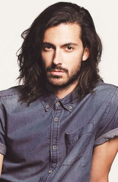 2014 Mens Long Hairstyles Headmasters Collection ~  Mens Long Hairstyles Inspiration #hairstyle #hairstyleidea