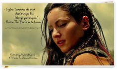 "TV-Series ""The Shannara Chronicles"" : Eretria (played by Ivana Baquero) 