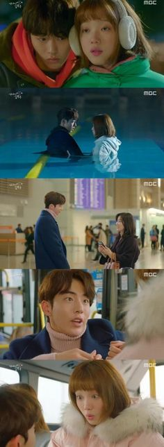 [Spoiler] Added episode 15 captures for the #kdrama 'Weightlifting Fairy Kim Bok-joo'