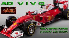 Gp de F1 │ Liga Prorace F1 Brasil PS4 5ªEtapa Cat. Lenda - Silverstone