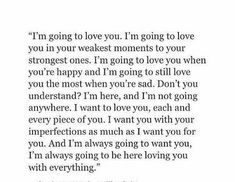 I get nervous cuz I want you and love you like crazy and my heart is all mushy at the thought of you really loving me back like that. Bae Quotes, Boyfriend Quotes, Quotes To Live By, Thank You Quotes For Boyfriend, Qoutes, Boyfriend Stuff, Trust Quotes, Soul Quotes, Random Quotes