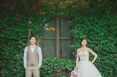 Erika & Eric's Beautiful Summer Wedding At Miller Lash House - EventSource.ca Blog