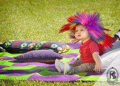 Nowy trend we fryzjerstwie? ;)  #przyjęciadladzieci #dziecko