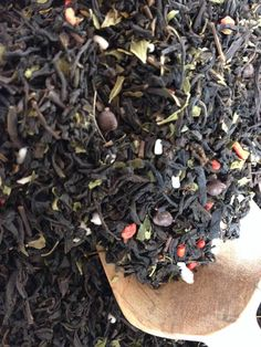 Peppermint Bark tea blend