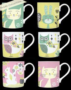 Mugs, Mugs, Mugs - found on myowlbarn