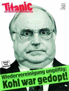 Kohl war gedoped