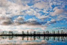 Shady Island Sky, Steveston, BC Clouds, Sky, Island, Outdoor, Heaven, Block Island, Outdoors, Heavens, Islands