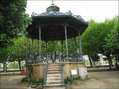 Coreto do Parque Doutor Manuel Braga / Coimbra